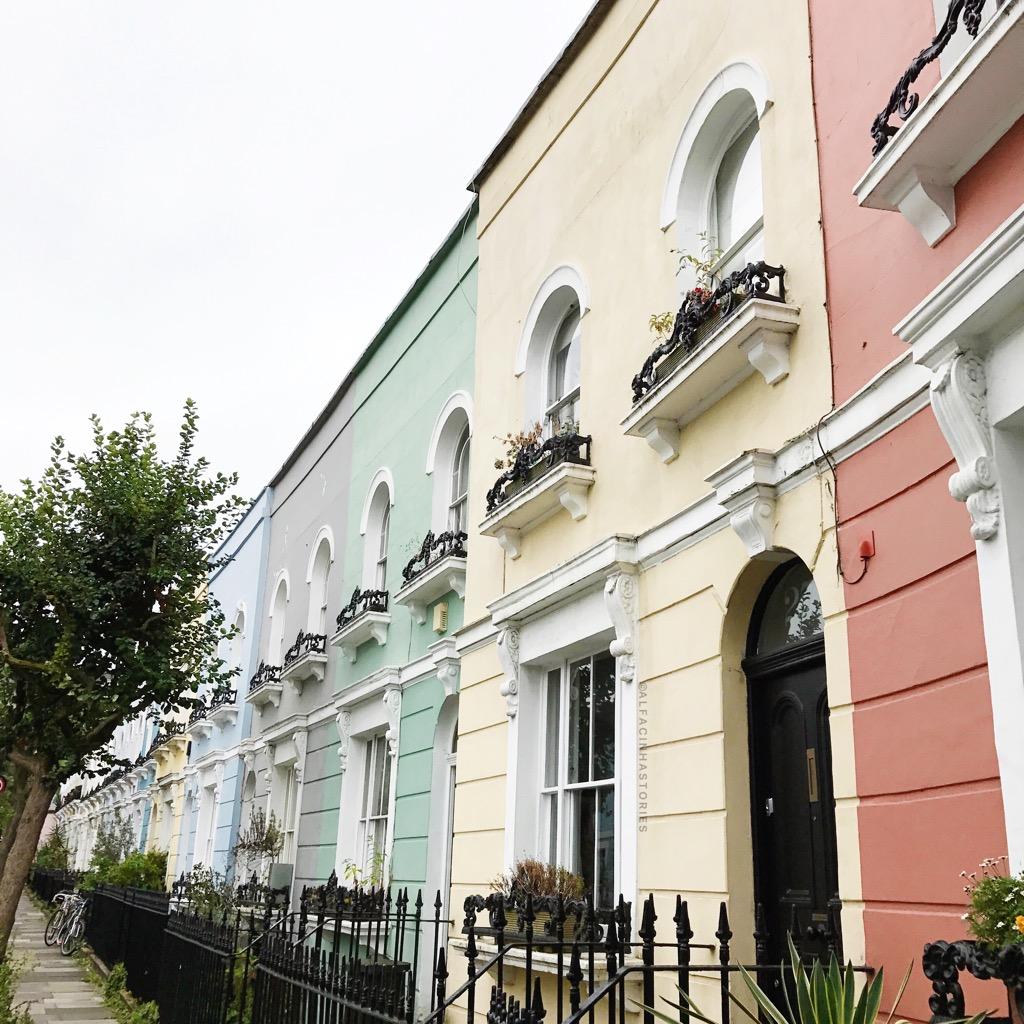 London files #6 – Kentish Town & Camden