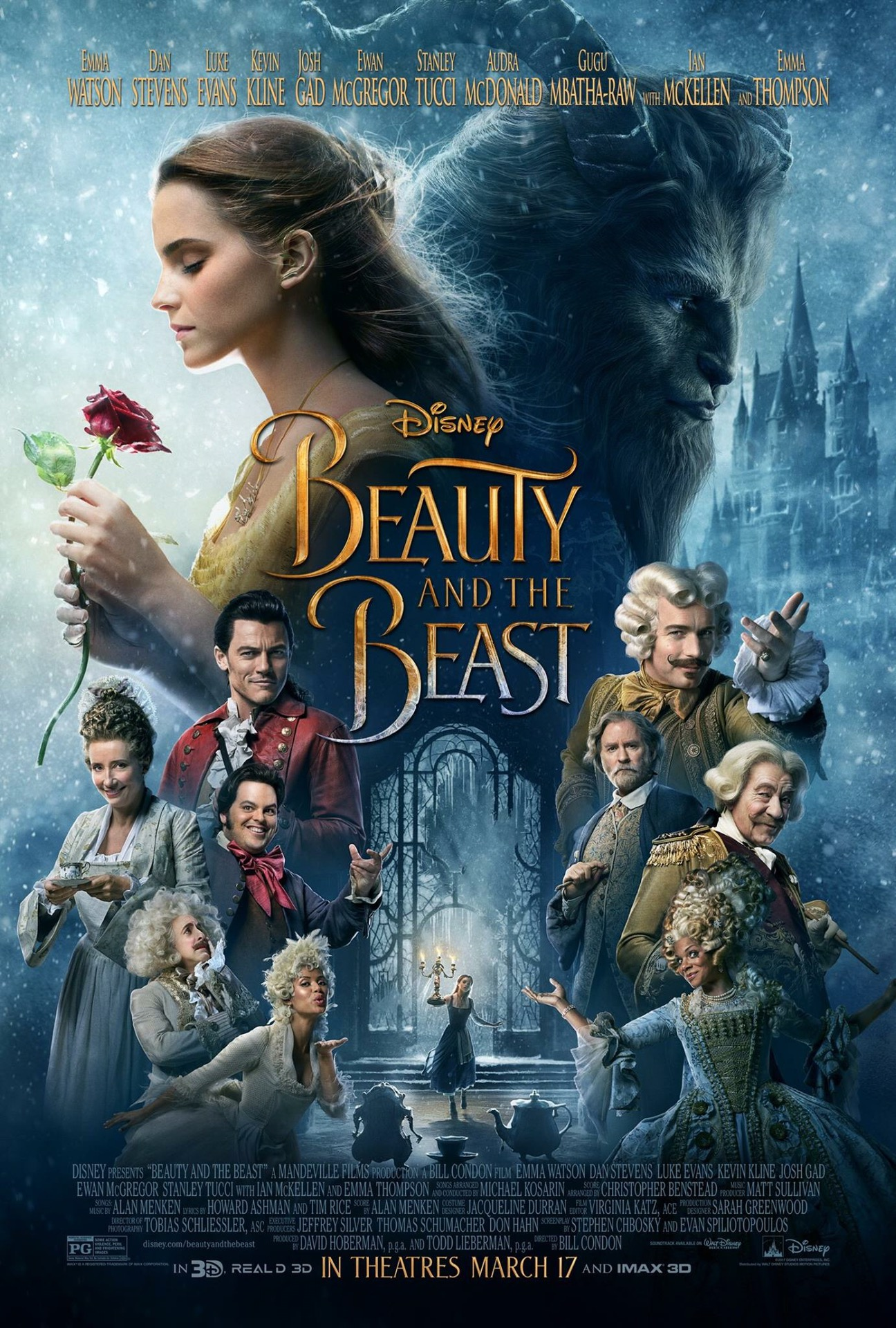 4 reasons to love the new Beauty and the Beast