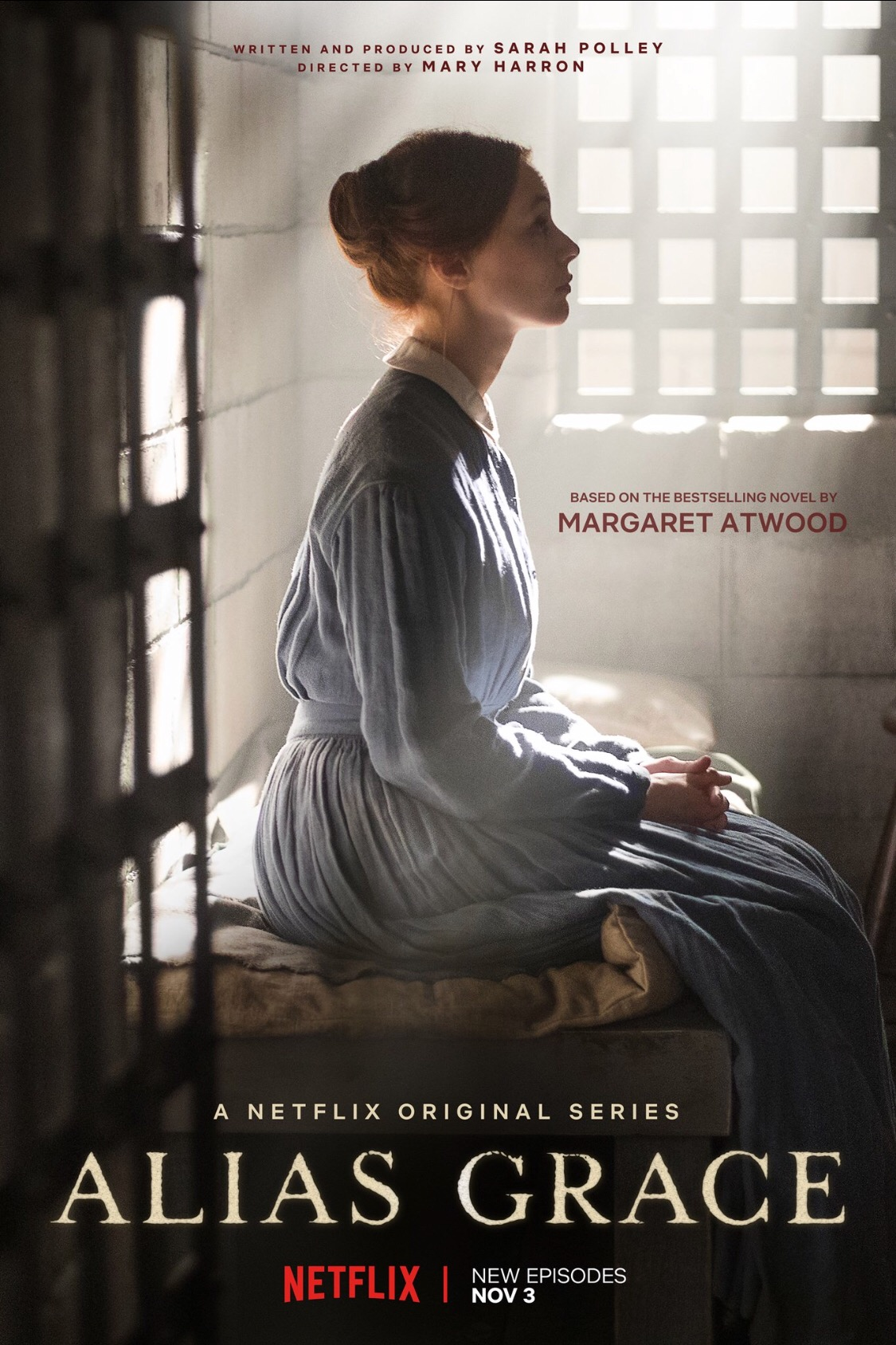 3 reasons to watch…Alias Grace on Netflix