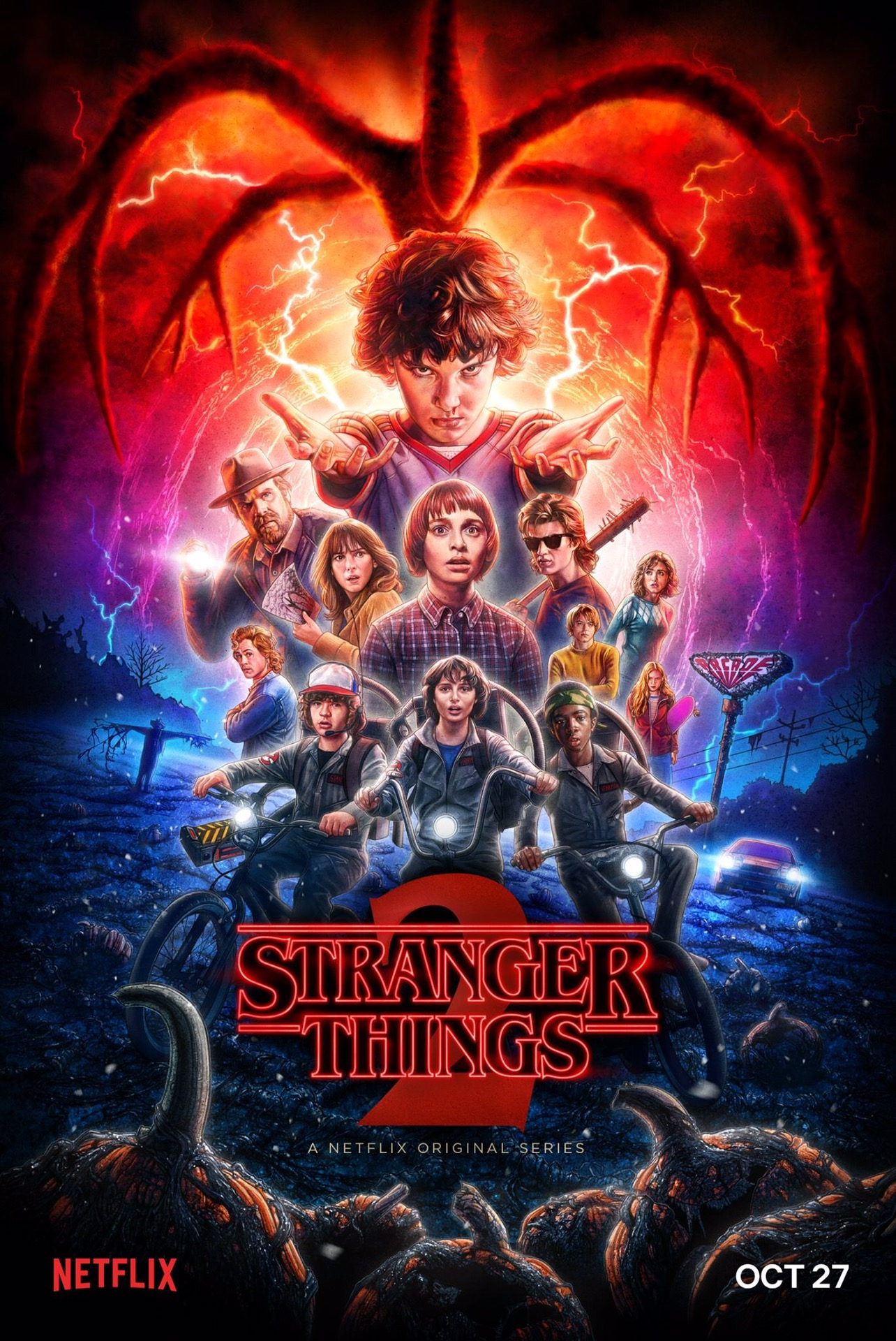 3 reasons to watch…Stranger Things 2