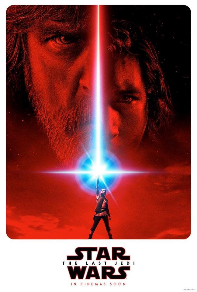 3 reasons to watch… The Last Jedi
