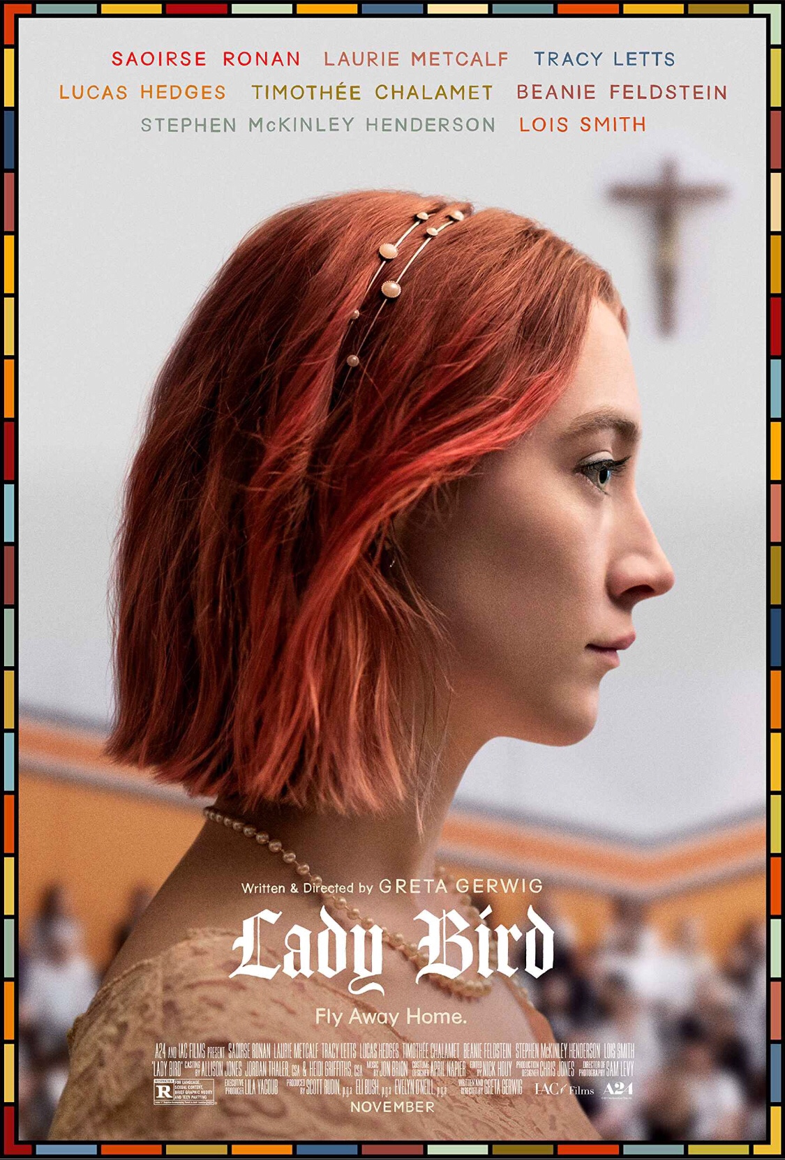 3 reasons to watch…Lady Bird