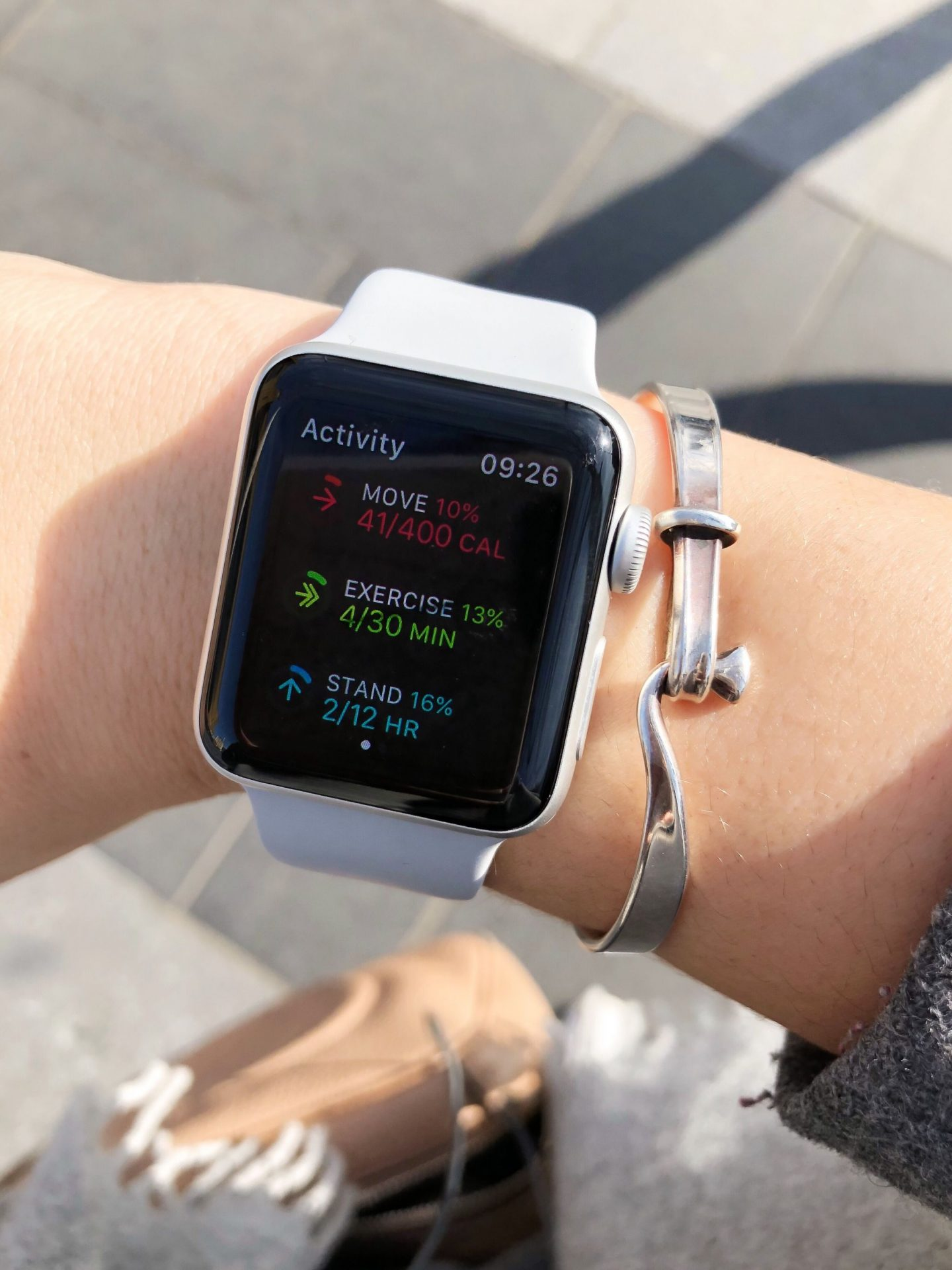 How I find workout motivation with my Apple Watch