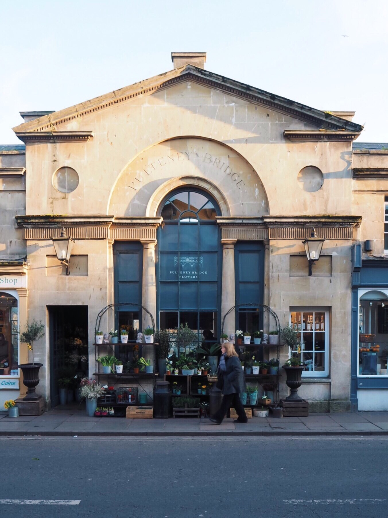 A weekend in Bath