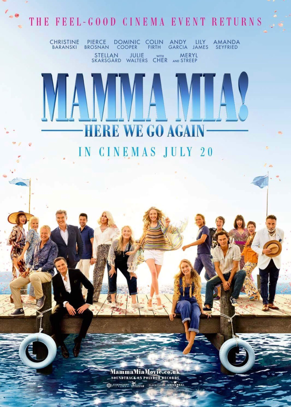 Mamma Mia – 10 years later