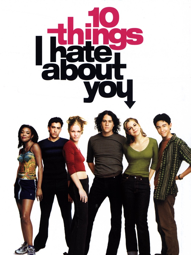 20 years of '10 Things I Hate About You'