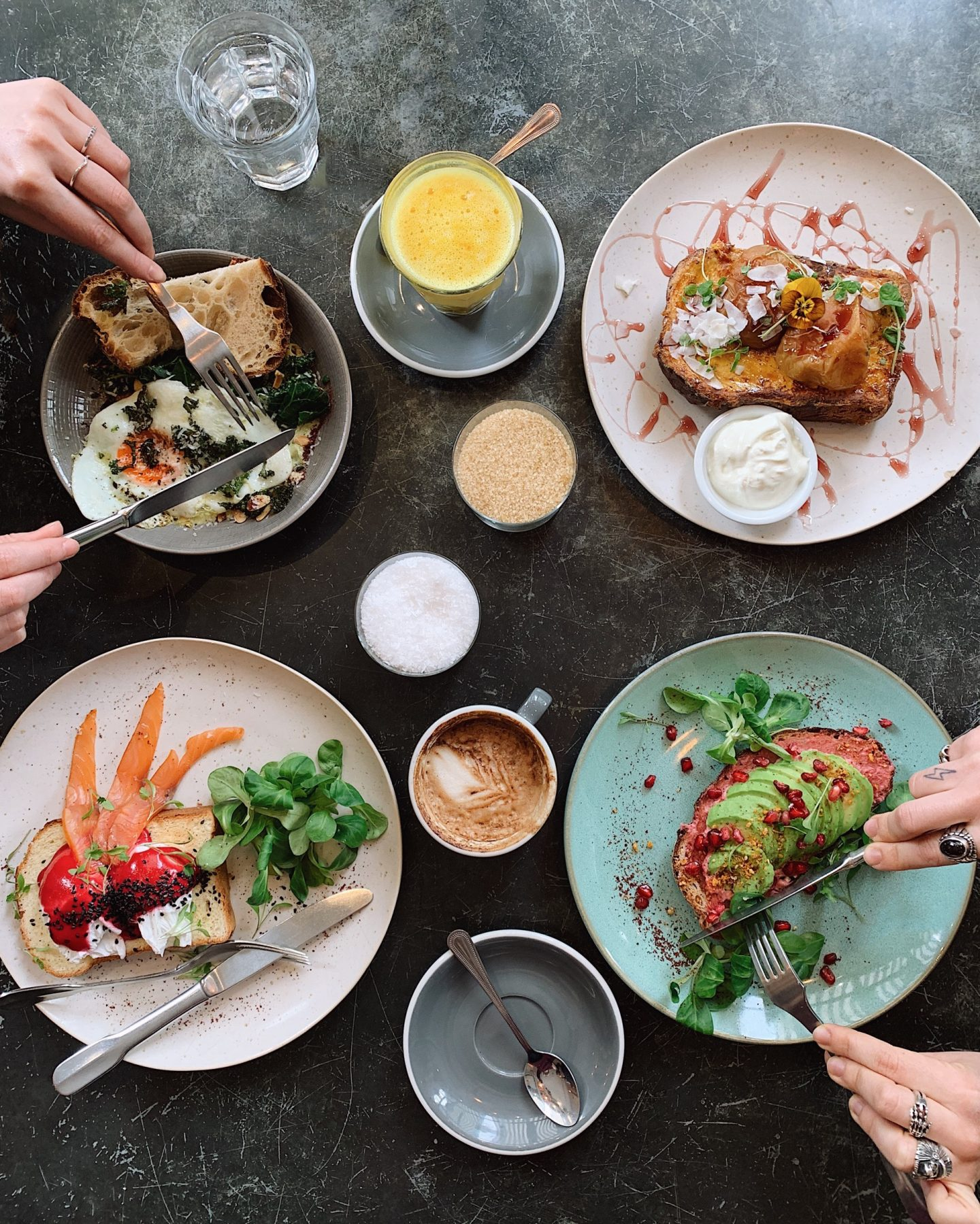 My favourite brunches in London