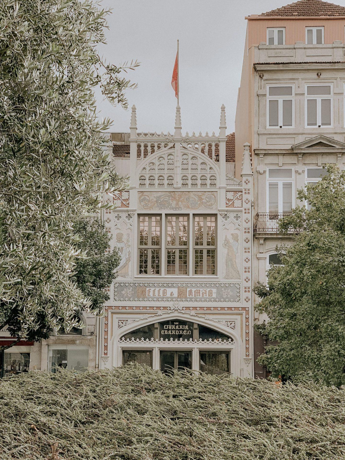 Best of Porto: Livraria Lello