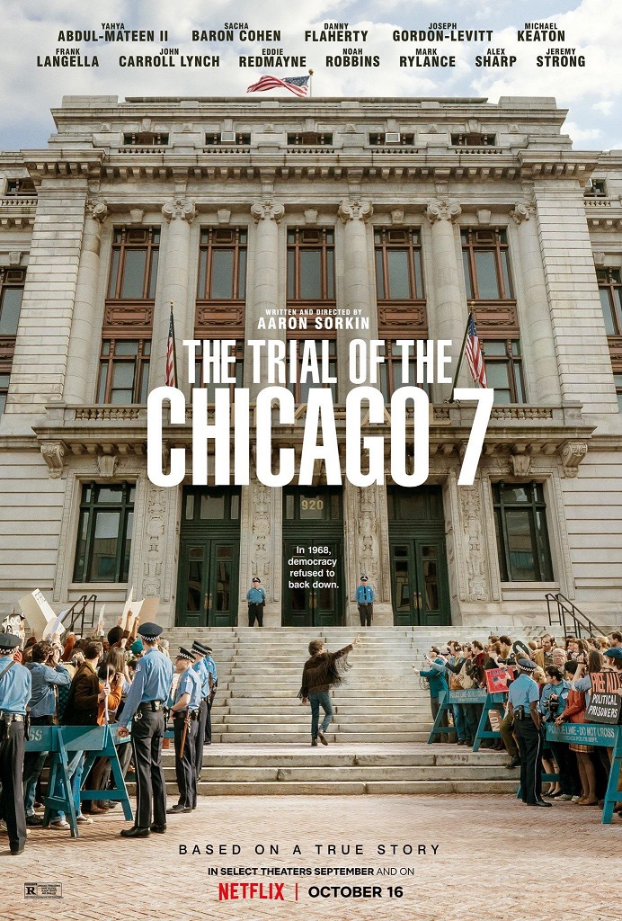 One to watch: The Trial of The Chicago 7