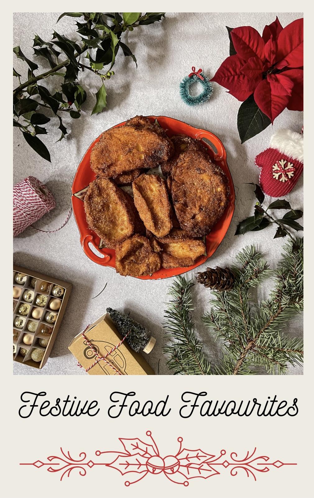 Festive Food Favourites