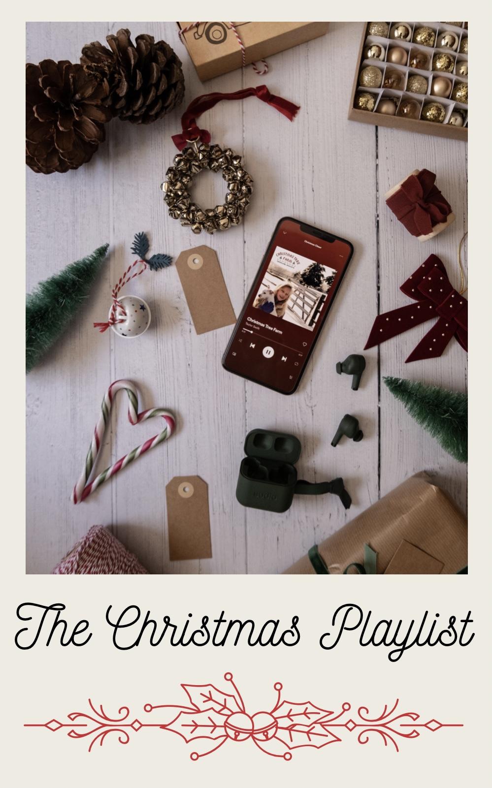The 2020 Christmas Playlist