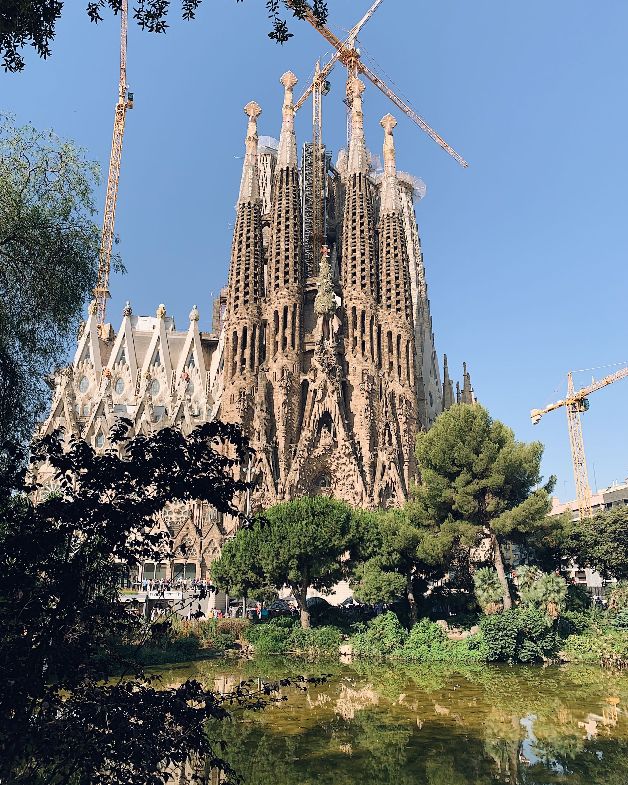 Barcelona Photo Diary