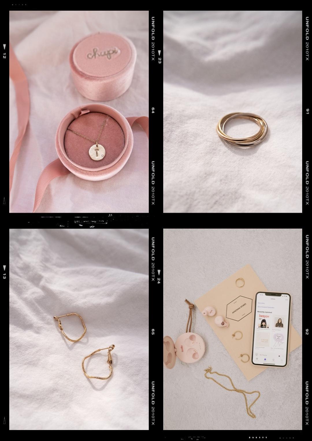 Everyday jewellery
