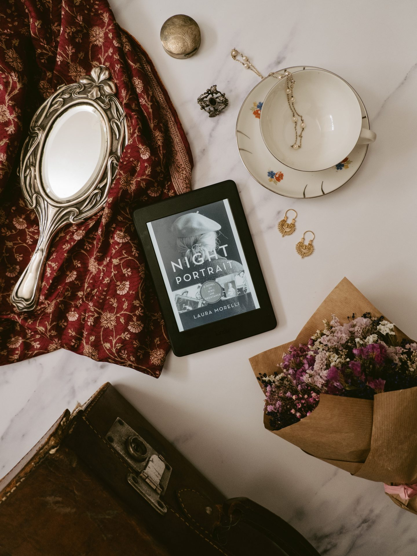 Book review – The Night Portrait