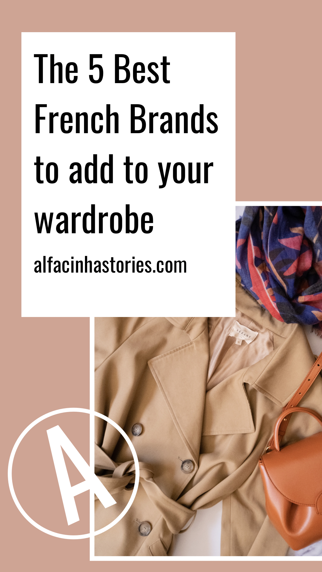 The 5 Best French Brands to add to your wardrobe