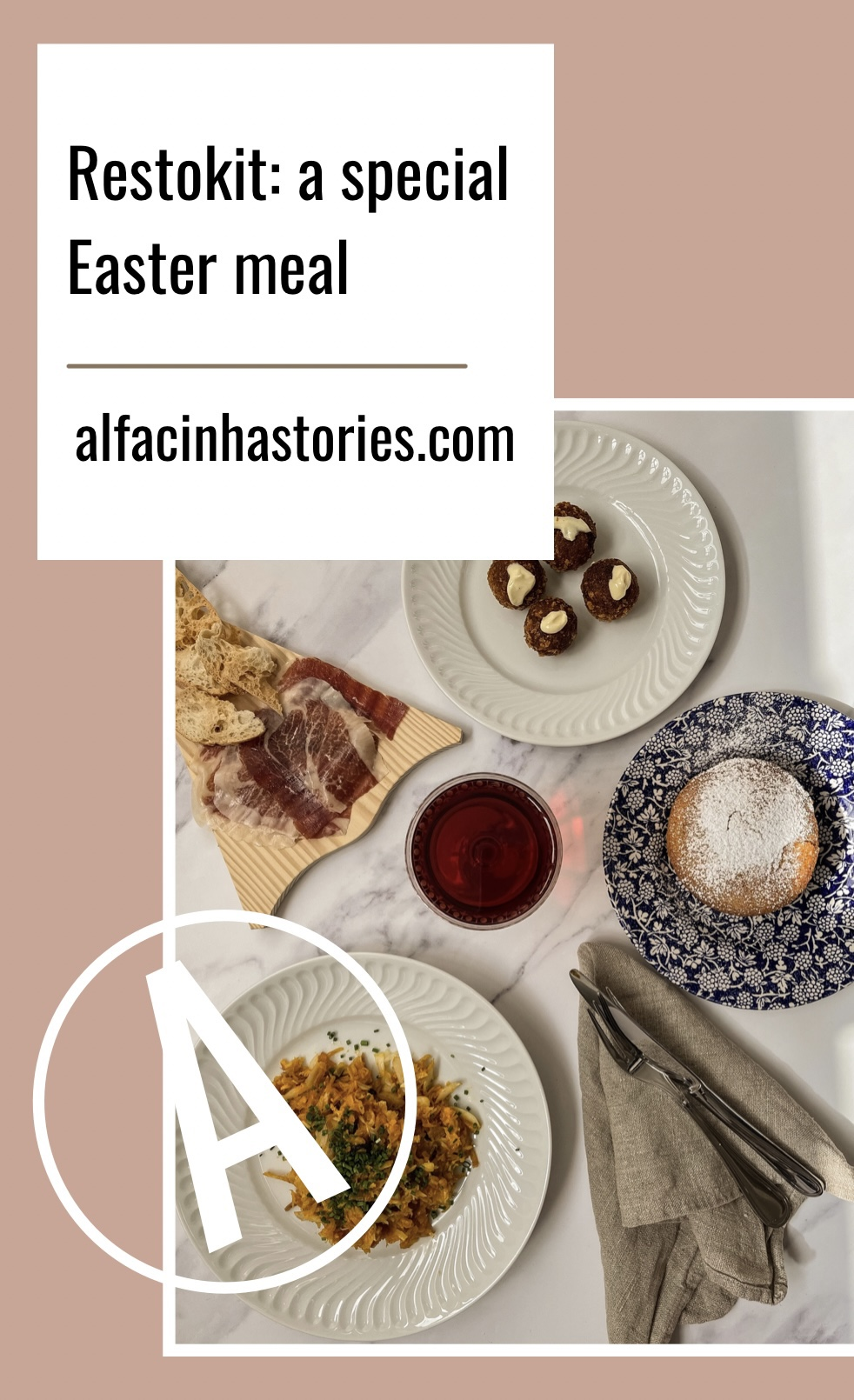 Restokit: a special Easter meal