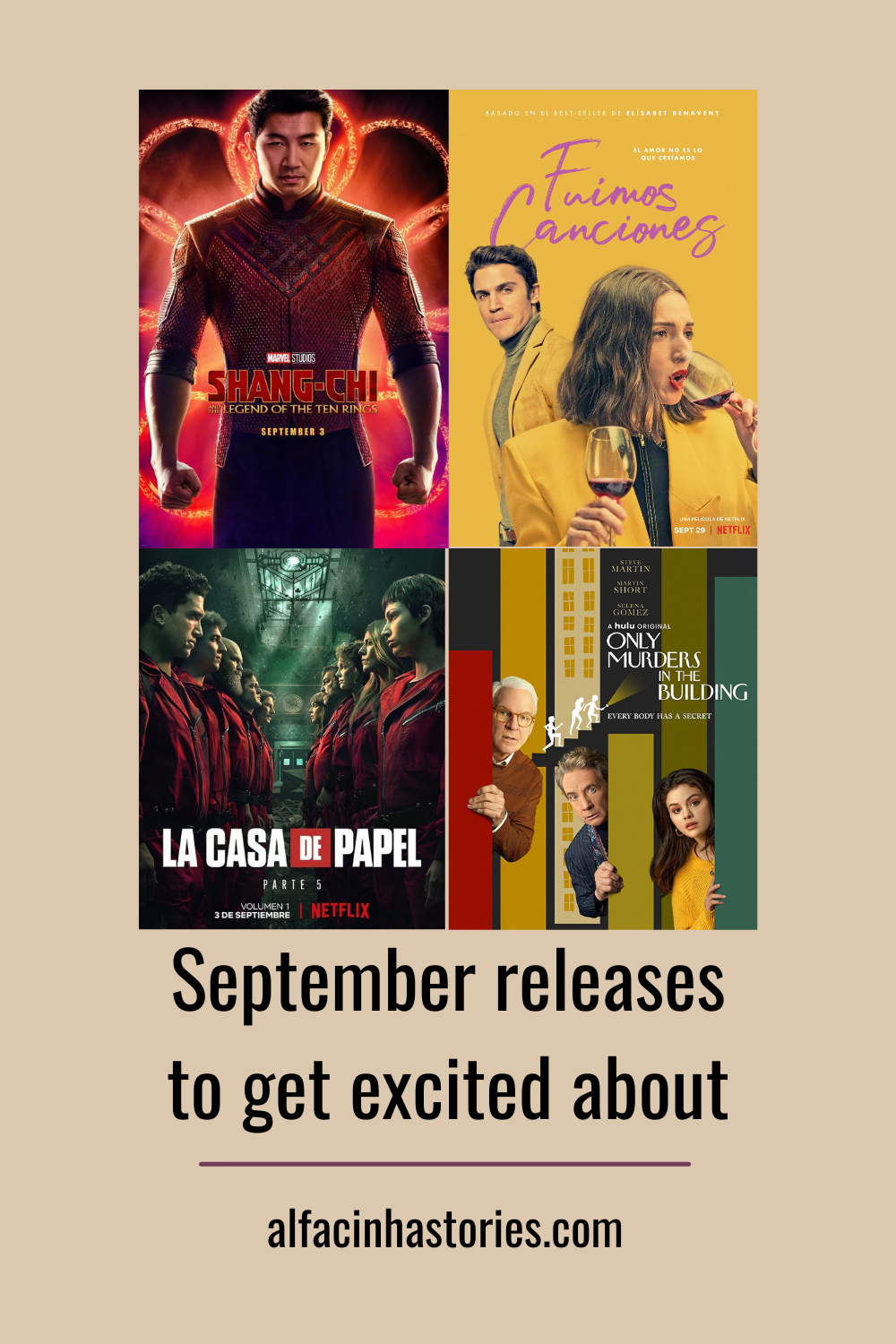 September releases to get excited about